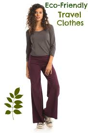 Nevada travel pants images Eco friendly travel clothes gorgeous and good for the planet jpg