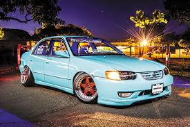 toyota corolla 2001 s honolulu pulse sp rides it s all about style