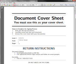 What To Write On A Fax Cover Sheet by Docmagic Esign Docmagic