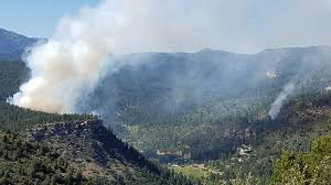 Wildfire Near Fort Collins Colorado by 95 Percent Containment On Lightner Creek Fire 9news Com