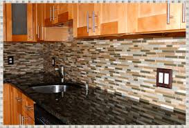 Kitchen Glass Backsplash Glamorous Kitchen Mosaic Backsplash Ideas Photo Design Inspiration