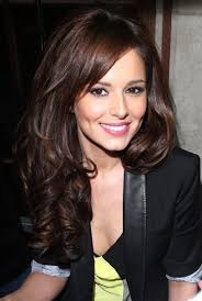 long hairstyles celebrity styles we love cheryl cole brunettes