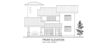 two house plan premium quality four bedroom house plan