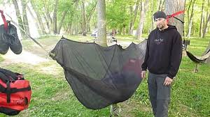 eno hammock u0026 eno guardian bug net review youtube