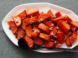 classic candied yams recipe food network kitchen food network