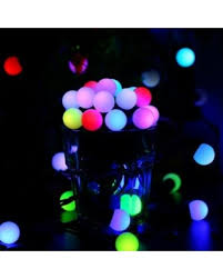 led color changing globe string lights with remote on sale now 48 off christmas lights 50 led 17 7ft rgb globe