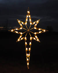nice ideas christmas light star penndistributing 100 led