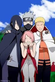 team 7 as adults anime amino