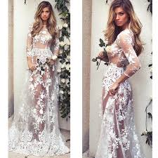 white lace dress women white lace dress see through floral dresses floor
