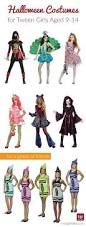 Halloween Costumes Girls Age 11 13 20 Halloween Costumes Tweens Ideas Tween