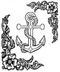 coloring pages anchors 10 olds coloring