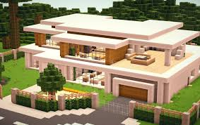 simple modern house designs exciting minecraft modern house designs blueprints contemporary