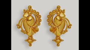 design of earrings artificial polki design collections kundan polki