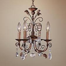 Minka Lavery Mini Chandeliers Minka Lavery Crystal Chandeliers Lamps Plus