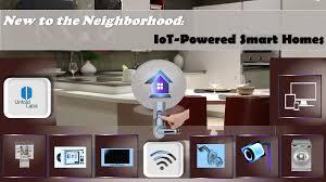 new to the neighborhood iot powered smart homes u2013 unfoldlabs u2013 medium