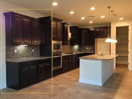 mahogany kitchen cabinet kitchen appealing black u shape wooden