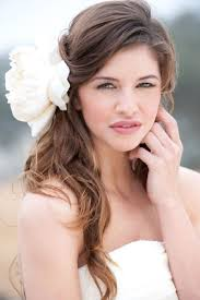 simple bridal hairstyle gorgeous wedding hairstyles new modwedding