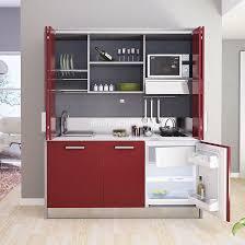 cuisines compactes cuisine contemporaine en bois dissimulée compacte rollaway