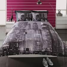 New York Bed Set New York City Skyline Duvet Bed Cover Sheet Set Skyscraper On The Hunt