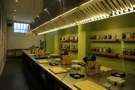 ecole de cuisine de le plan de travail de la future école de cuisine picture of la