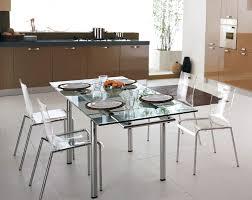 sedie per cucina in legno gallery of tavoli in cristallo e legno per soggiorno acquisto in