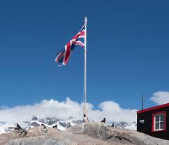 Antarctic Flag 2017 2018 Antarctica Falklands South Georgia U2014 Odette Cavill