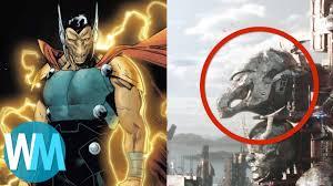 Thor Ragnarok Top 10 Thor Ragnarok Easter Eggs