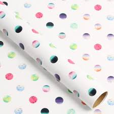 ombre wrapping paper spot 3m roll wrapping paper