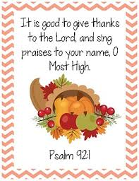 cranberry thanksgiving bible verse printable psalm 92 1 tpt