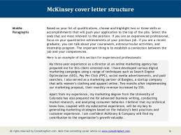 business management consultant cover letter