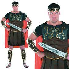ladies warrior or mens centurion couples costume idea