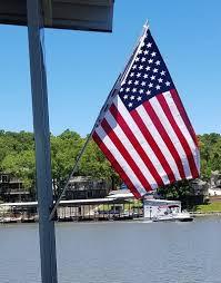 Flag Pole Express Flag Pole Holder Mount For Boat Dock