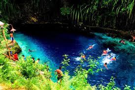 hinatuan enchanted river u2013 hinatuan philippines atlas obscura