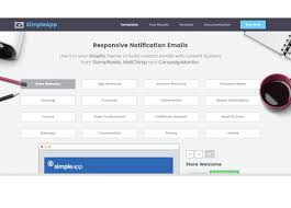 Create Responsive Email Template by 25 Modern Responsive Email Templates Design Shack