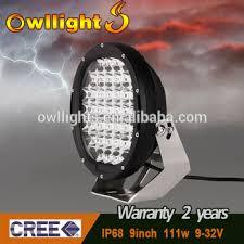 2 inch led spot light hottest truck auxiliary l 111w car led spot light 12v 100