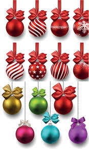 ornament balls vector vector graphics
