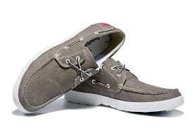 the bay s boots sale s newport bay two eyelet boat shoe bungee cord washed