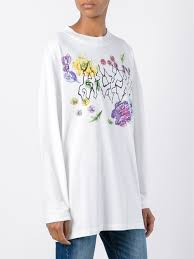alyx studio belt price alyx flower print sweatshirt white women