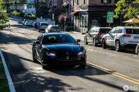 maserati blacked out maserati ghibli s q4 2013 11 october 2017 autogespot