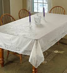 lace vinyl table covers amazon com violet linen vinyl lace betenburg design oblong