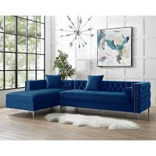 left facing chaise sectional sofa furniture velvet sectional sofa inspirational 115 dante velvet