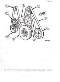5 9 Cummins Water Pump Belt Routing Diagram Diesel Bombers