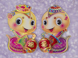New Year Board Decorations by 2 Auspicious Snake Decorations Arts U0026 Crafts Chinese New Year