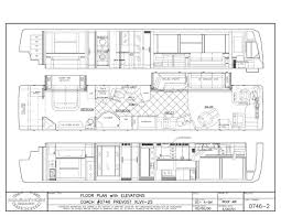 prevost rv floor plans image collections home fixtures