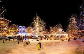 best places to enjoy christmas in us