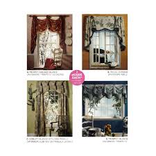 regal home decor window treatments trumpet cascade valance regal cornice goblet