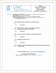 Formal Meeting Agenda Template by 6 Meeting Agendas Divorce Document