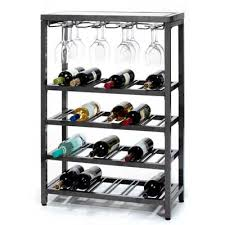 floor standing wine display rack wine display stand floor display