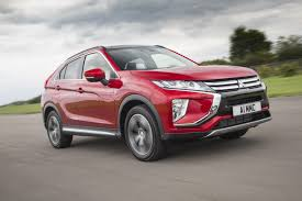 mitsubishi prices new eclipse cross from 21 275 in the uk