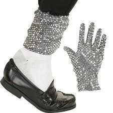 Halloween Costumes Michael Jackson Michael Jackson Glove Leggings Halloween Costume
